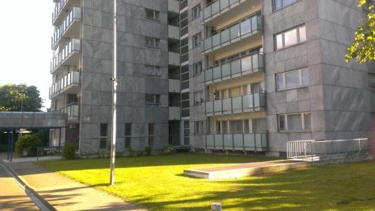 Жилой комплекс во франкфурте на майне