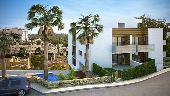 Недвижимость в испании коста бланк