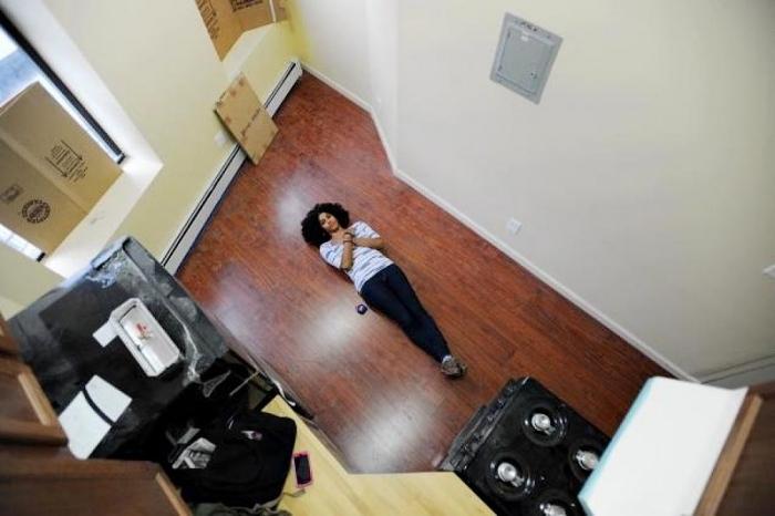 Аренда маленькой квартирки в Гарлеме